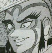 Alan Lee in manga