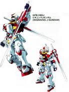 Beginning J Gundam gpb
