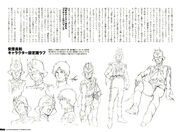 Char Aznable The Origin Infos 10