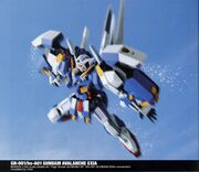 Gundam Avalanche Exia - Story Photo