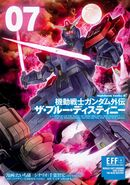 Mobile Suit Gundam Side Story The Blue Destiny vol. 7