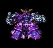 Super Gundam Royale Psyco Gundam MKII