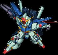 Super Robot Wars V ZZ Gundam