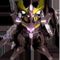 Unit a gundam throne eins
