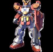 XXXG-01H2 Gundam Heavyarms Custom (Gundam Versus)