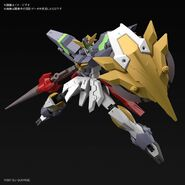 Gundam Aegis Knight (Gunpla) (Action Pose 1)