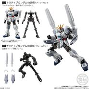 Narrative Gundam with Equipment B (Gunpla) 02