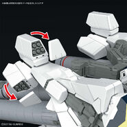 RX-9-A Narrative Gundam A-Packs (Gunpla) (Action Pose 3)