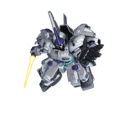 Super Gundam Royale AGX-11 Over.on Armor