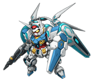 Super Robot Wars X Gundam G-Self Perfect Pack