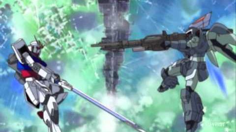 091 GAT-X105 Strike Gundam (2) (from Mobile Suit Gundam SEED)