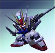 GAT-X105 Strike Gundam