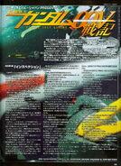 Gundam 00V Senki 00 Gundam Seven Sword GUN Inspection0