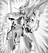 M91 Gundam M91 01
