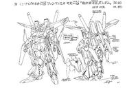 MSZ-010S Enhanced ZZ Gundam Settei