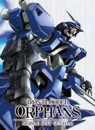Mobile Suit Gundam IRON-BLOODED ORPHANS 1ST BD Vol.3