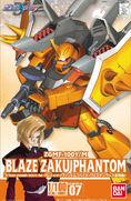 1-100 Blaze ZAKU Heine Westenfluss Colors