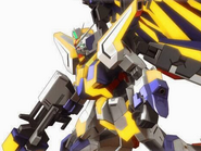 Extreme Gundam Leos Type II Vs - Side Shot