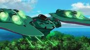 G-Reco Movie II Armorzagan 1