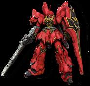 Gundam Online Wars Sinanju