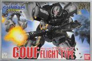 Gunpla HG GoufFlightType box