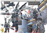 MRX-007X Xanadu Gundam 0096 UC Last Sun