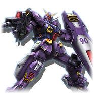 Diorama Front 3rd f90 Gundam