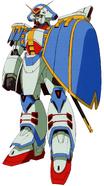 GF13-009NF Gundam Rose Front