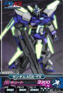 Gundam AGE-FX Try Age PSP