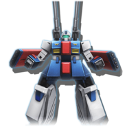 Gundam Diorama Front 3rd F-50D (RXR-44) Guntank R-44
