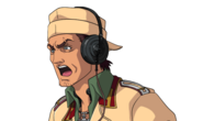 SD Gundam G Generation Genesis Character Face Portrait 0058