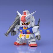 SG Gundam (Minipla) (Front)