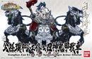 BBSenshi-GongSun Zan Ez-8 & Four Symbols Ogre Armor Chariot