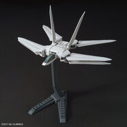 Galaxy Booster (Gunpla) (Front)