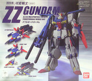 KahenSenshi ZZ Gundam