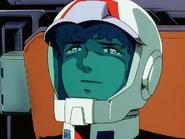 Mobile Suit Gundam Journey to Jaburo PS2 Cutscene 106 Amuro 3