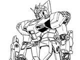 YRA-90A μ Gundam
