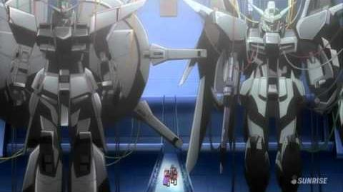 160 ZGMF-X666S Legend Gundam (from Mobile Suit Gundam SEED Destiny)