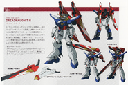 Gundam Dreadnought H Information