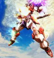 KMK-B01 Kamiki Burning Gundam (Island Wars) 19
