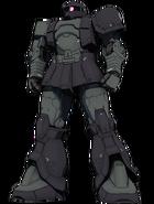 MS-05 Zaku I Kycillia Corps Custom