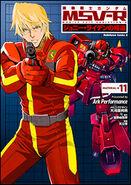 MSV-R The Return of Johnny Ridden Vol.11