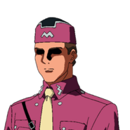 Mariemaia Soldier (G Gen Wars)