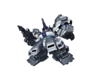 Super Gundam Royale AGX-11 Over.on Armor2