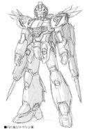 Build fighters design ishigaki
