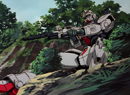 Gundam Ground Type - Beam Rifle Equipped