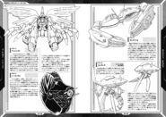Mobile Suit Crossbone Gundam Mechanic Commentary 18-19