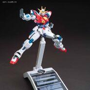 TBG-011B Try Burning Gundam (Gunpla) (Action Pose)