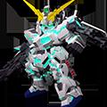 Unit ss full armor unicorn gundam awakened