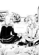 Asuno and Zeheart Novel